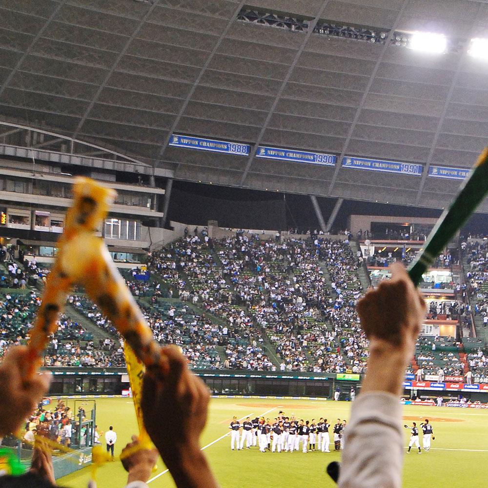 スポーツの感動をアイテムと共に!